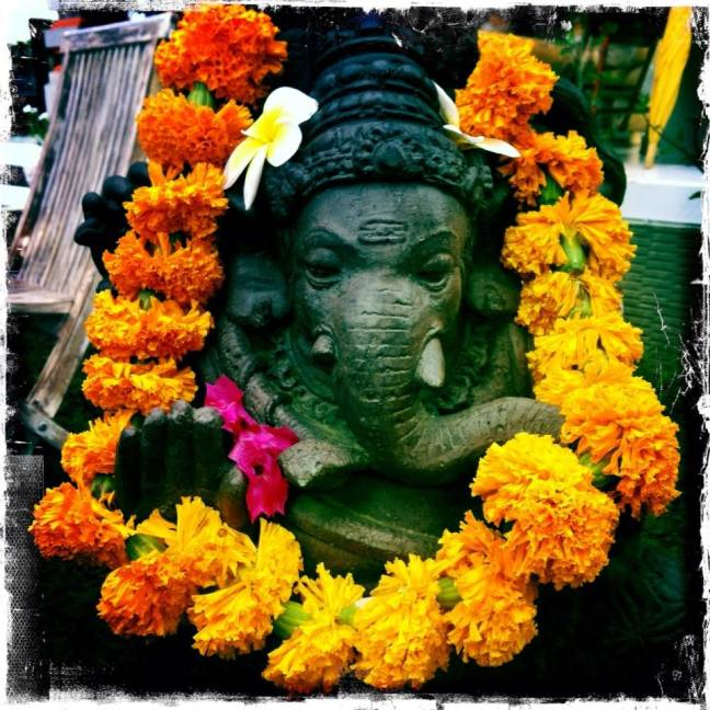 Ganesha the remover of obstacles