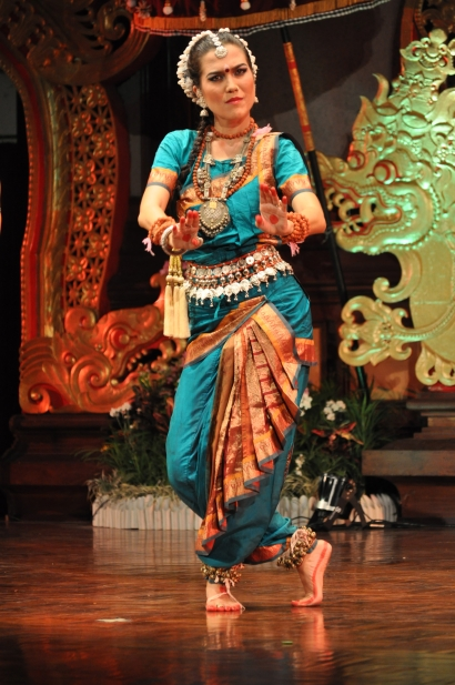 Sharada at Bali Arts Festival